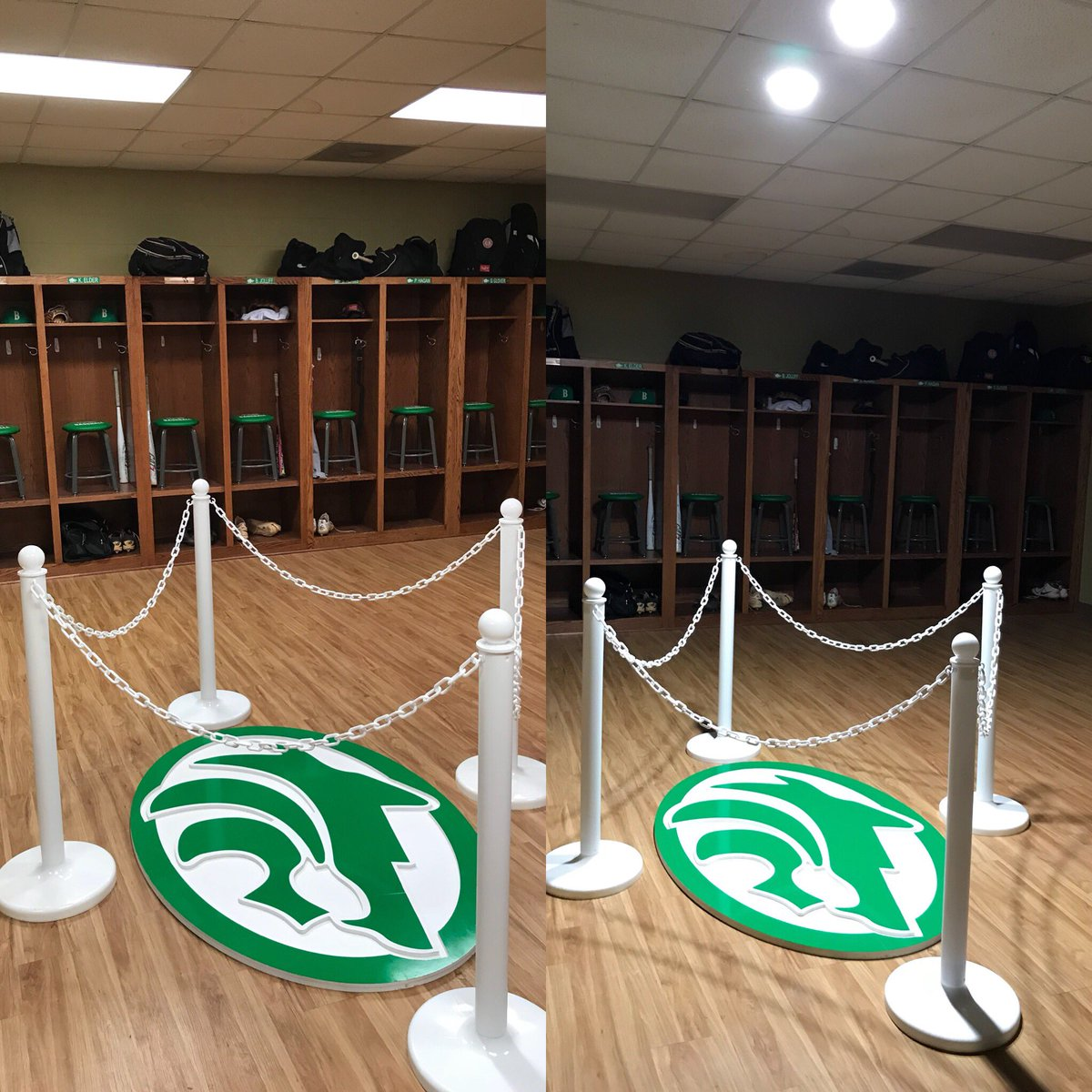 Buford Hs Baseball On Twitter When The Locker Room Is Empty And