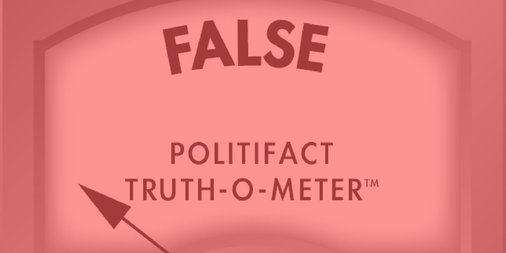 New tonight! Donald Trump wrong again that recent tax bill is biggest ever. #SOTU http://www.politifact.com/truth-o-meter/statements/2018/jan/30/donald-trump/donald-trump-wrong-again-recent-tax-bill-biggest-e/ …