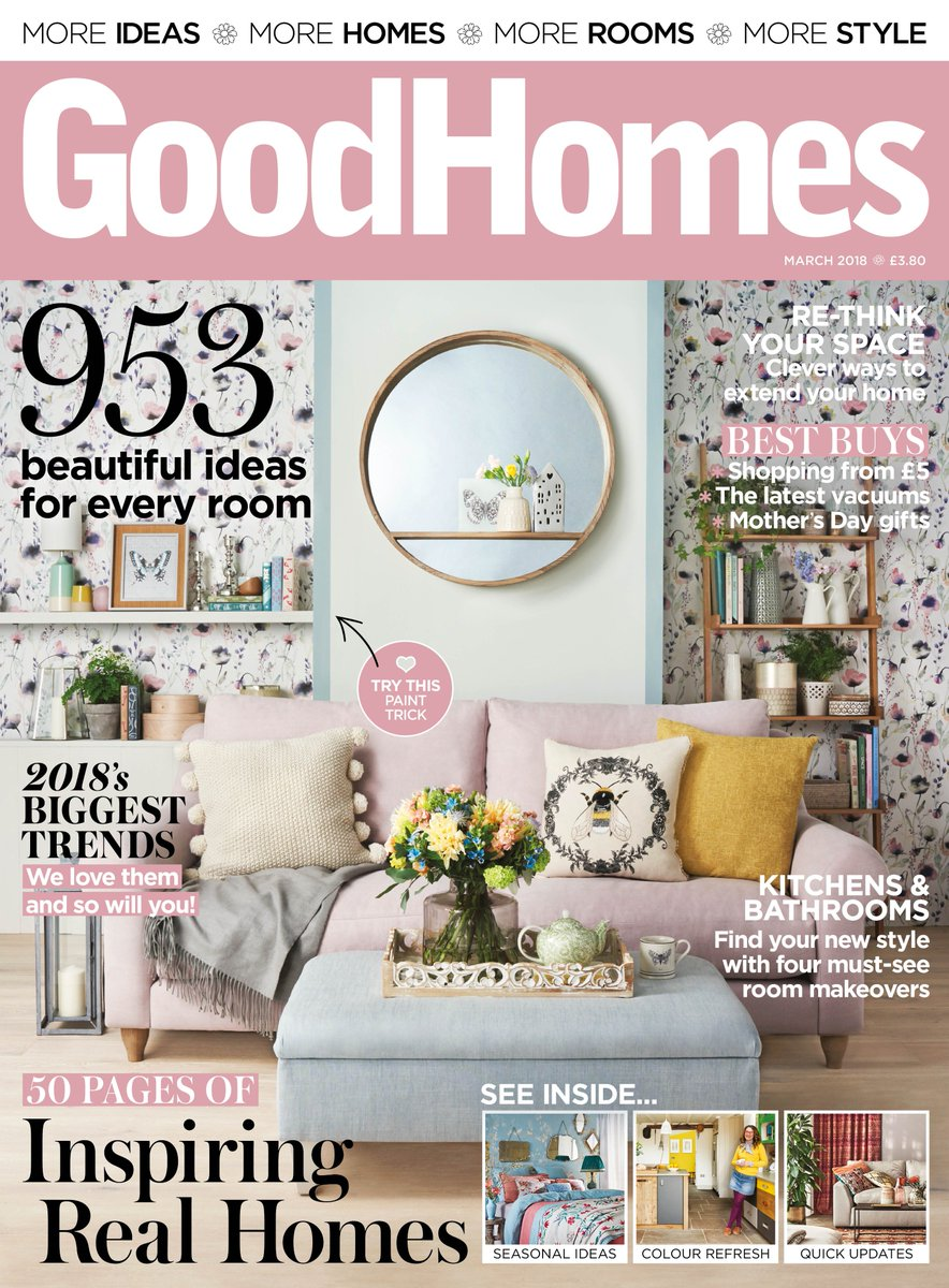 All Packed With Style To Steal We Reveal 2018 S Gest Interior Design Trends Discover Statement From 5 And Clever E Stretching Extensions