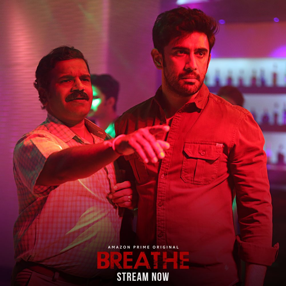 Image result for breathe hrishikesh joshi
