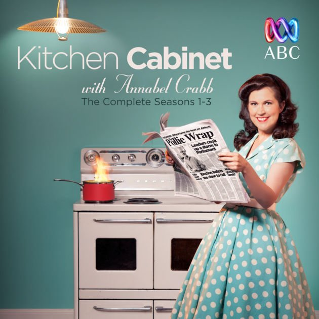 so  annabelcrabb had a tv show  kitchencabinet  then she had a tv show  thehouse  now we have  thecabinetfiles   who u0027s responsible  join the dots people  kitchencabinet hashtag on twitter  rh   twitter com