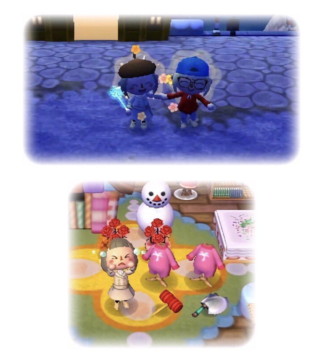 ピコピコハンマー とび 森