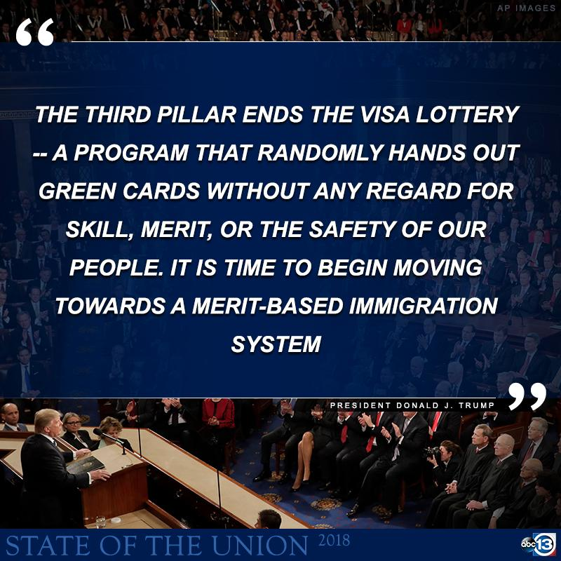 Last News On Immigration Reform: President Revealed The Four Pillars Of His Immigration
