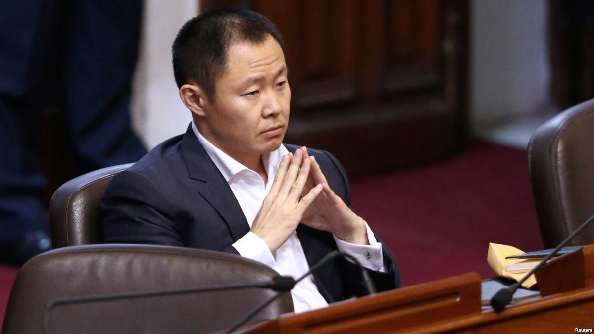Partido de Keiko Fujimori expulsa a su h...