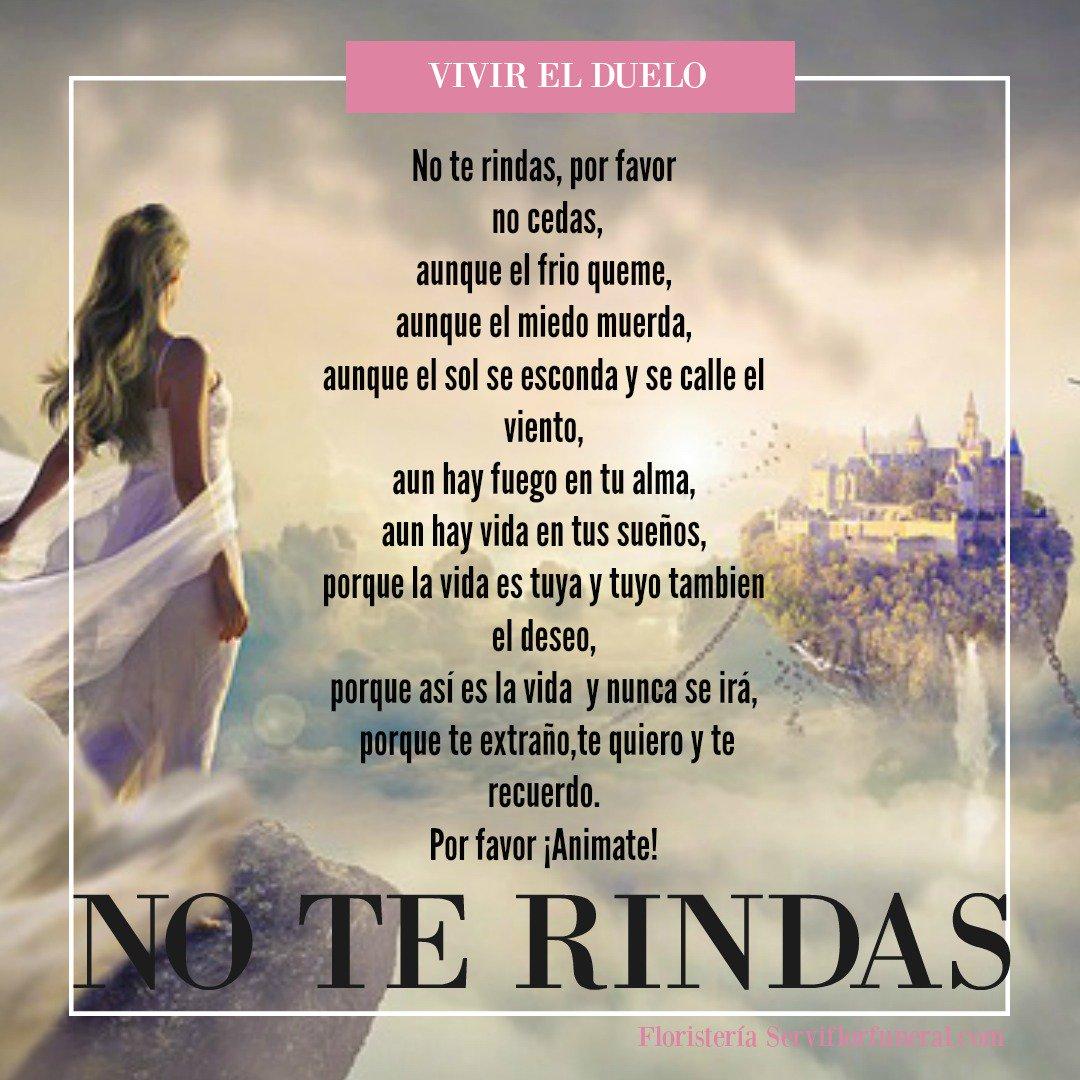 Floristería On Twitter Frases Ante La Pérdida De Un Ser