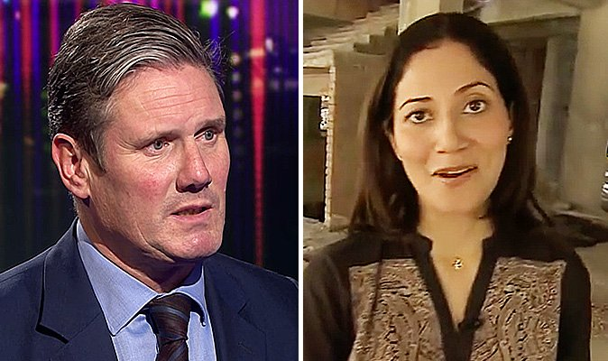 'That's not what you said' Moment Keir Starmer is OWNED after he contradicts himself https://t.co/CAfyJ2apXk