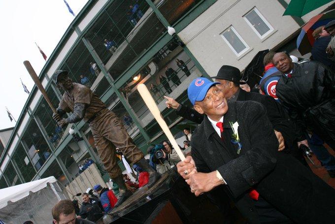 Happy birthday to the immortal Ernie Banks!