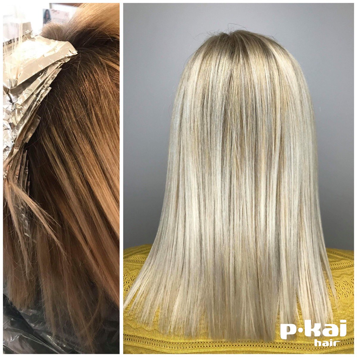 Pkai Hair On Twitter Full Head Of Highlights By Style Director
