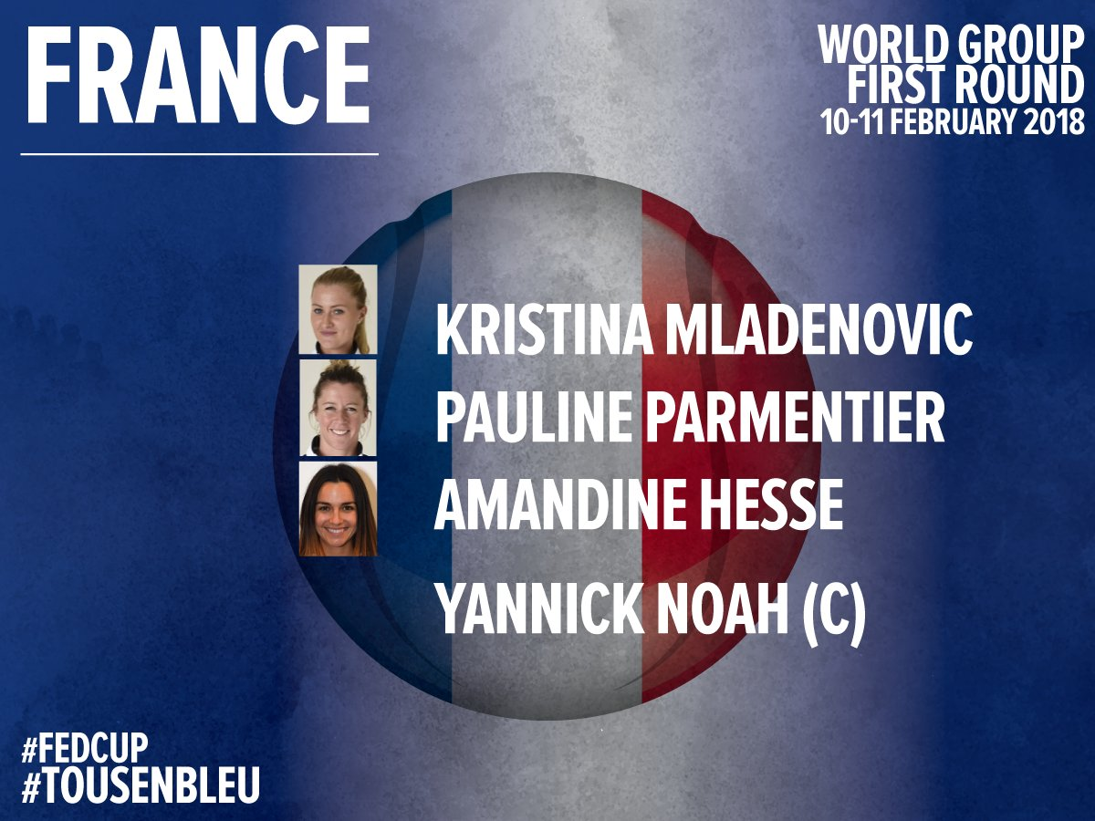 FED CUP 2018 : Groupe Mondial - Page 3 DU3OesHW4AA9tjx