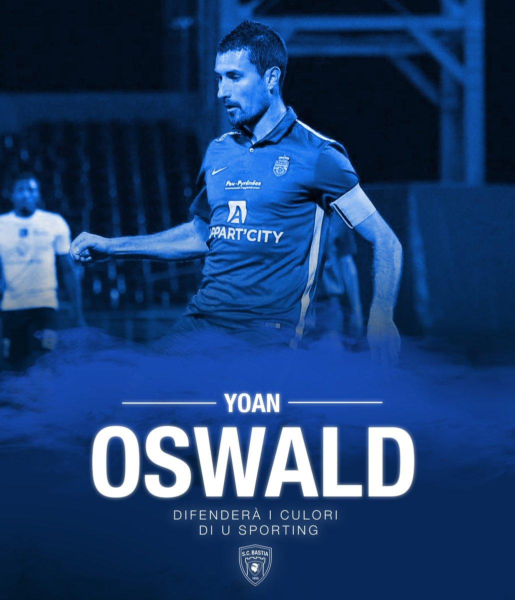 Yoan Oswald