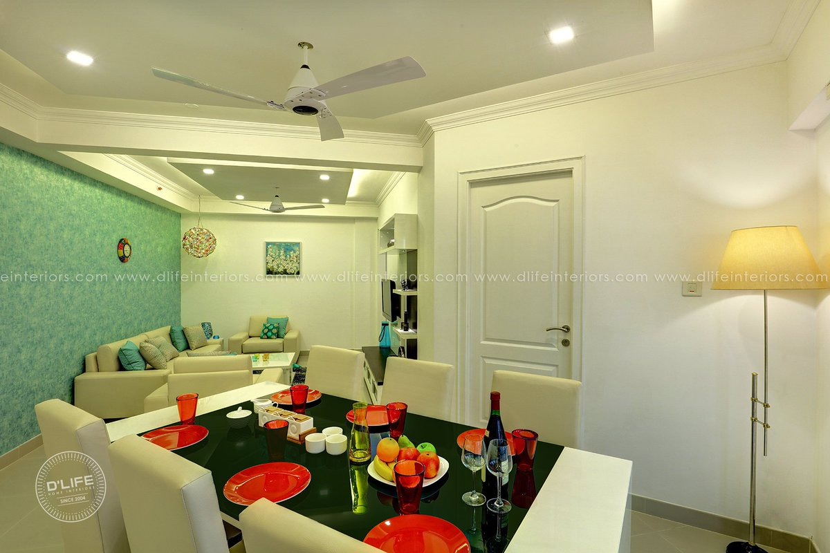 d life interiors on twitter home interiors in green theme create a