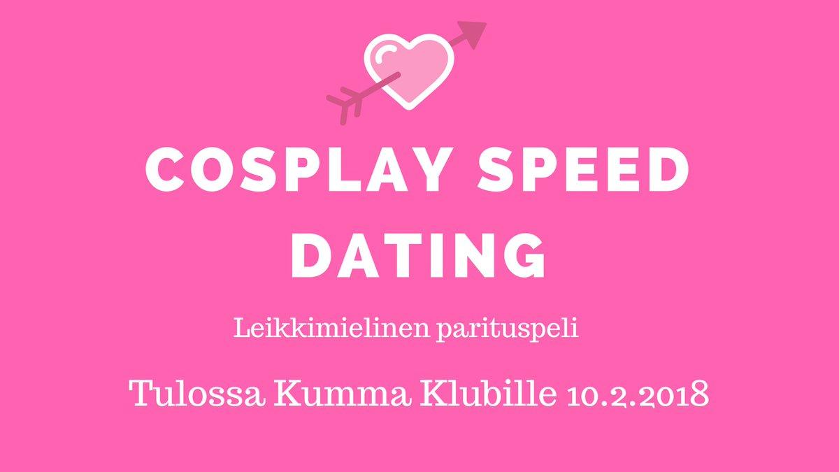 nopeus dating ehdotuksia
