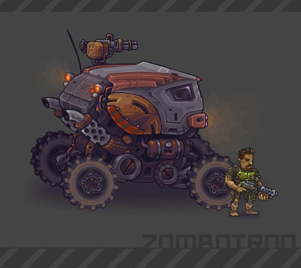 download zombotron 3