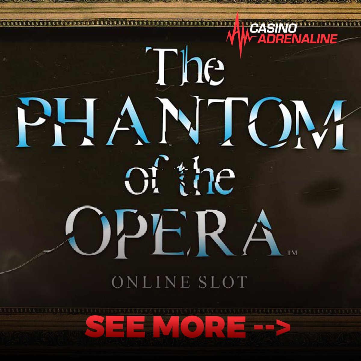 test Twitter Media - One of our favorite video slots is Phantom of the opera! See more on https://t.co/mhAn1A21ac https://t.co/GA9zly35Fi