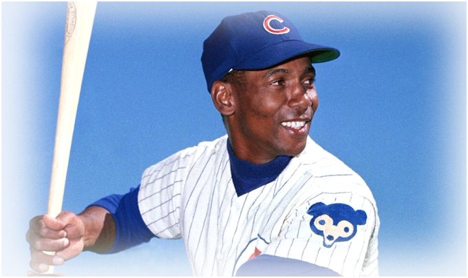 Happy Birthday In Heaven Ernie Banks! ~ The Chicago legend was born on January 31, 1931.