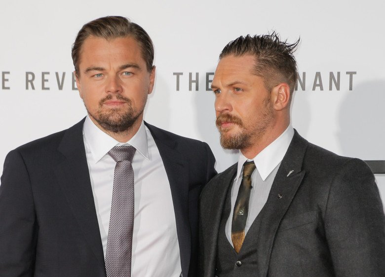 b42f2b52b Tom Hardy Finally Got That LEO KNOWS ALL Tattoo After Losing DiCaprio  'Revenant' Bet: https://t.co/63Clq4b8lz