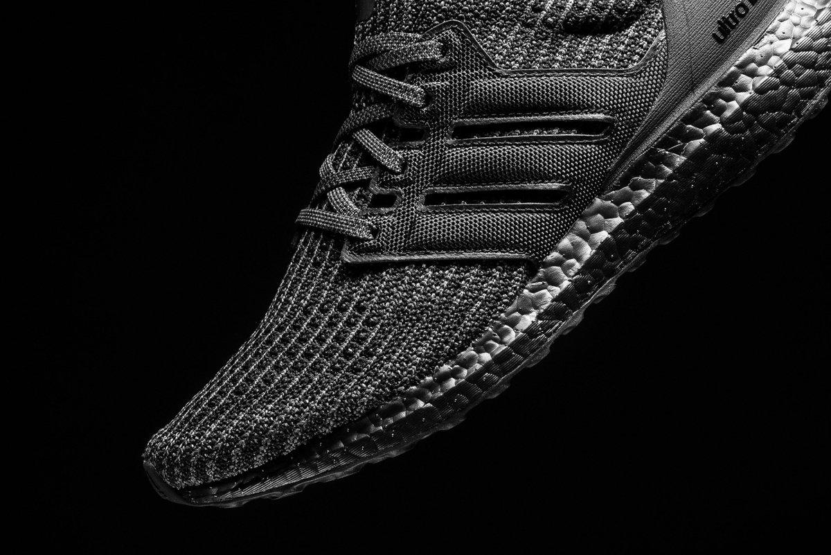 6146a8c4f free shipping the sole restocks on twitter adidas ultra boost triple black  4.0. restock at