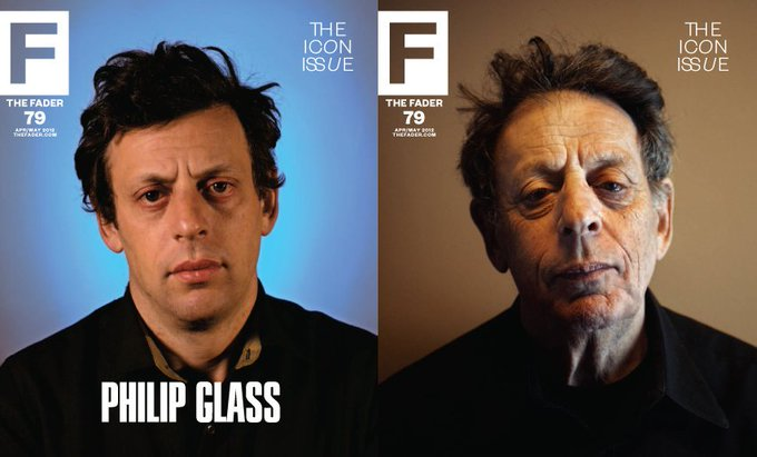 Happy Birthday, Philip Glass.