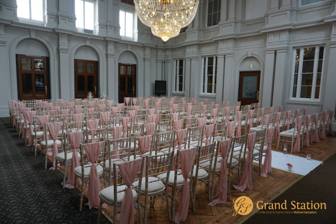 Grand Station On Twitter Compliment Your Civil Ceremony Or Wedding