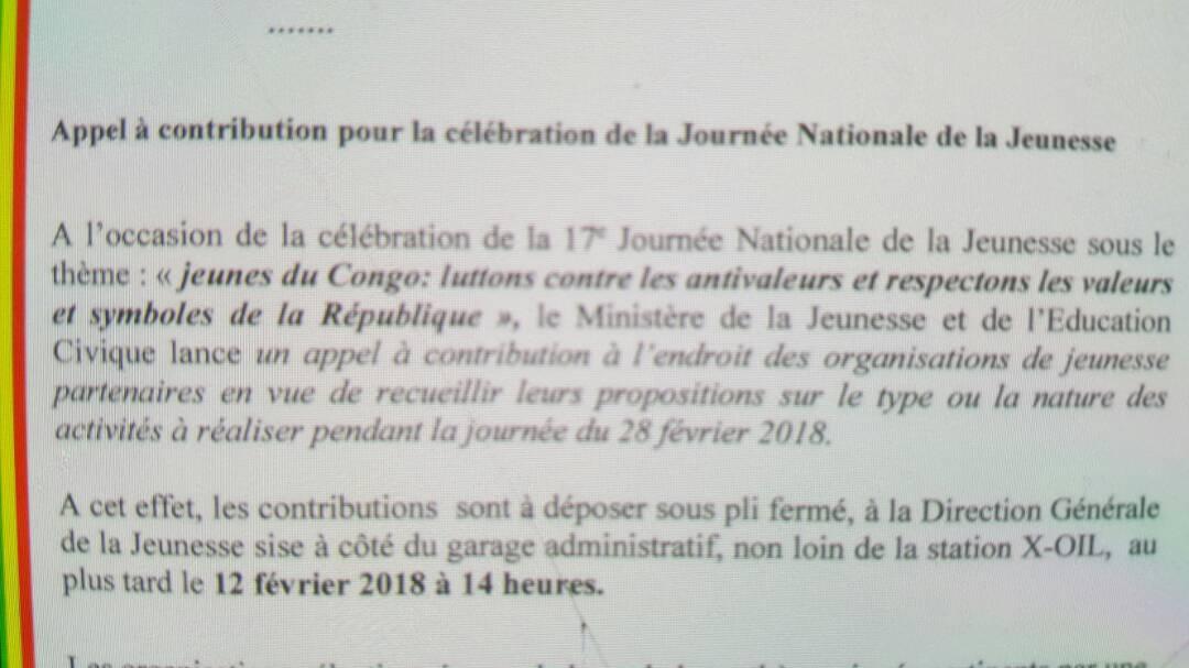Nationaledelajeunesse Hashtag On Twitter
