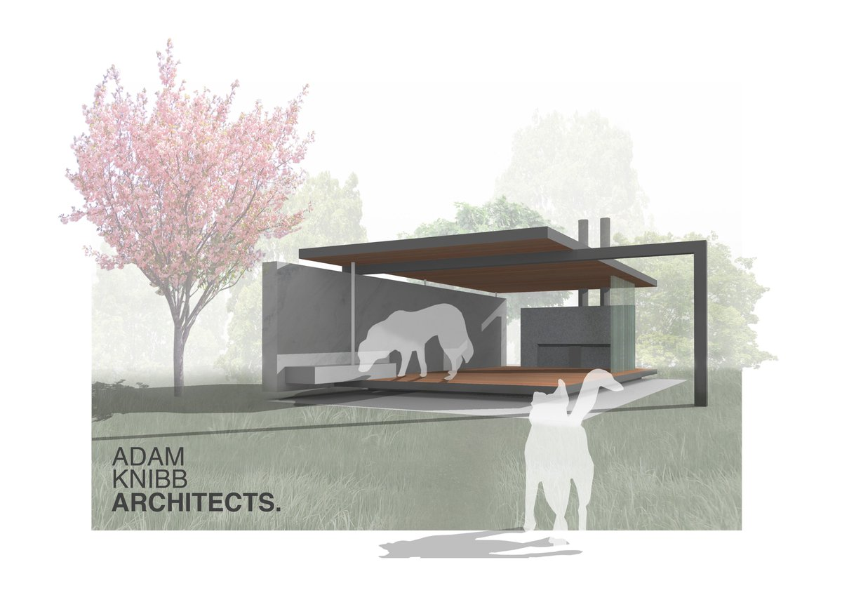 Design based on richardneutra case study house 1946 just got to build it now csh contemporary dog kennel outdoorartsfoundation