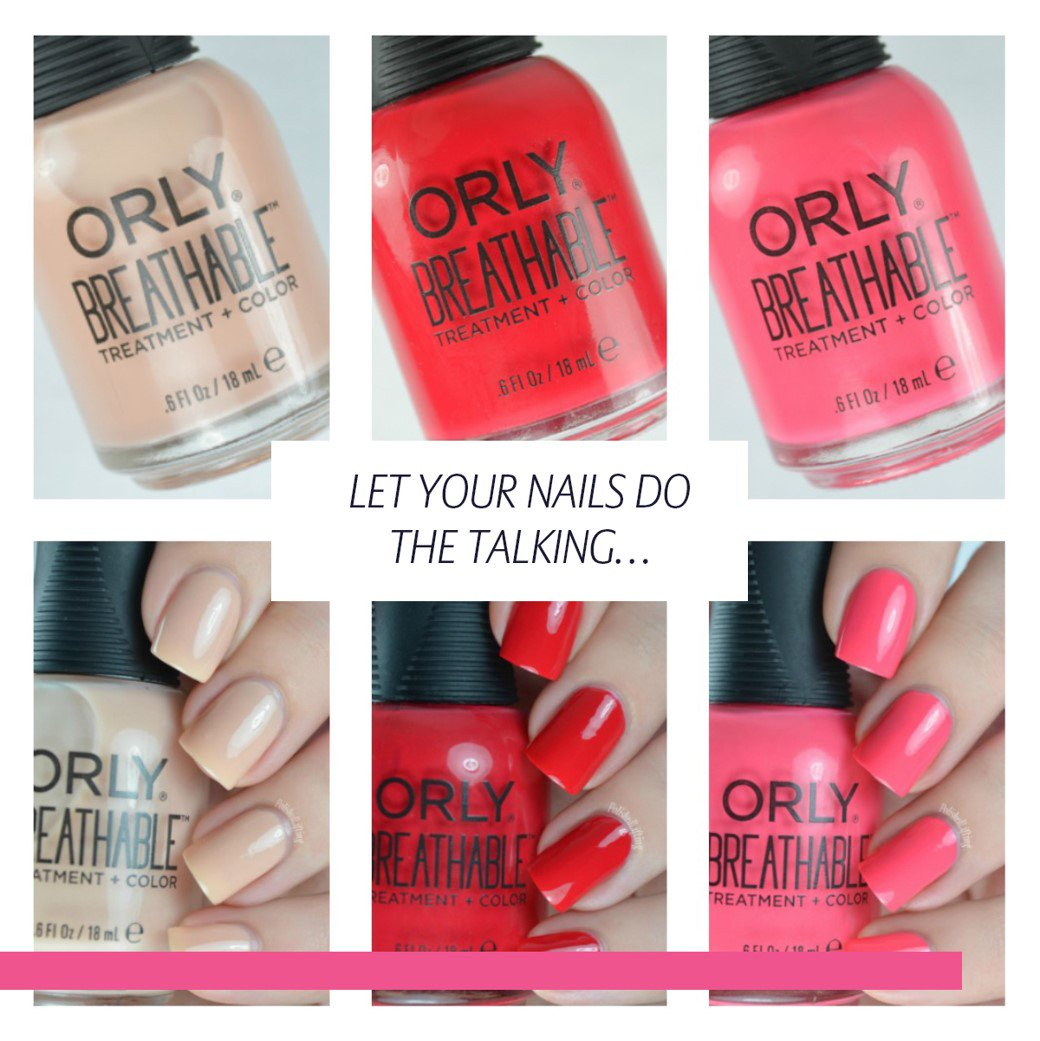 Orly beauty ME on Twitter: \