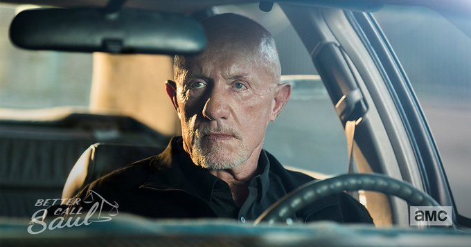 Happy birthday to our favorite right-hand man, Jonathan Banks!