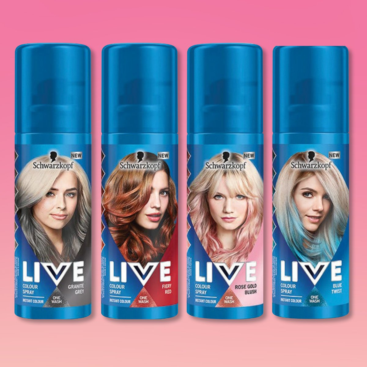 Savers On Twitter Want A Change From Your Normal Hair Colour Be