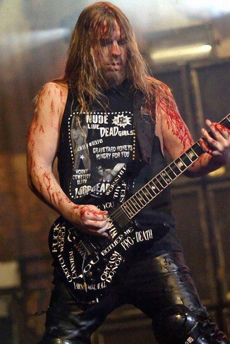 Happy Birthday Jeff Hanneman from