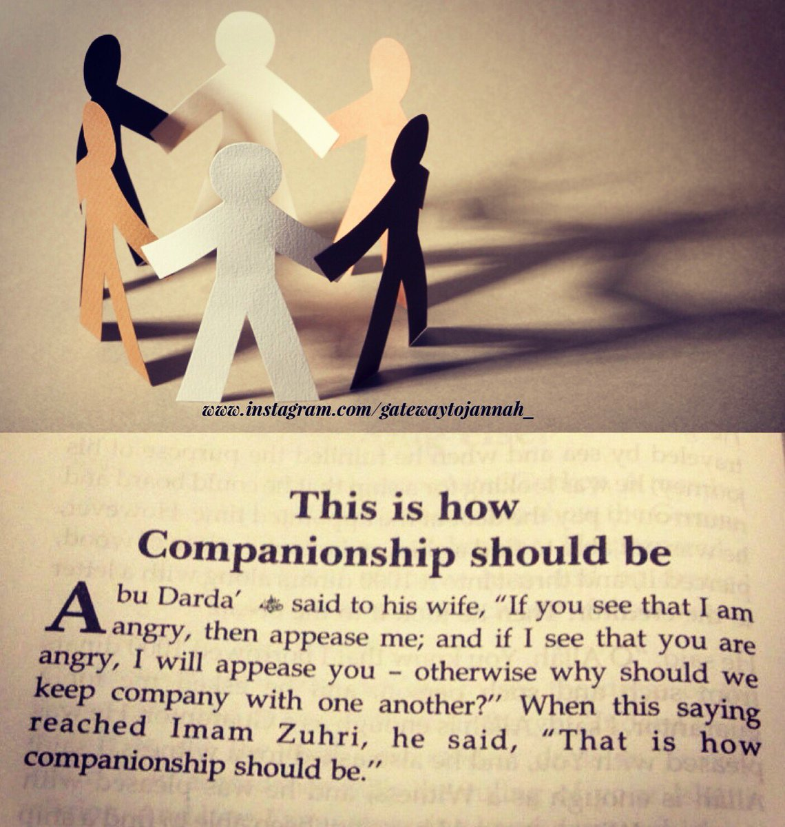 Islamic Quotes About Friendship Islamicreminder Hashtag On Twitter