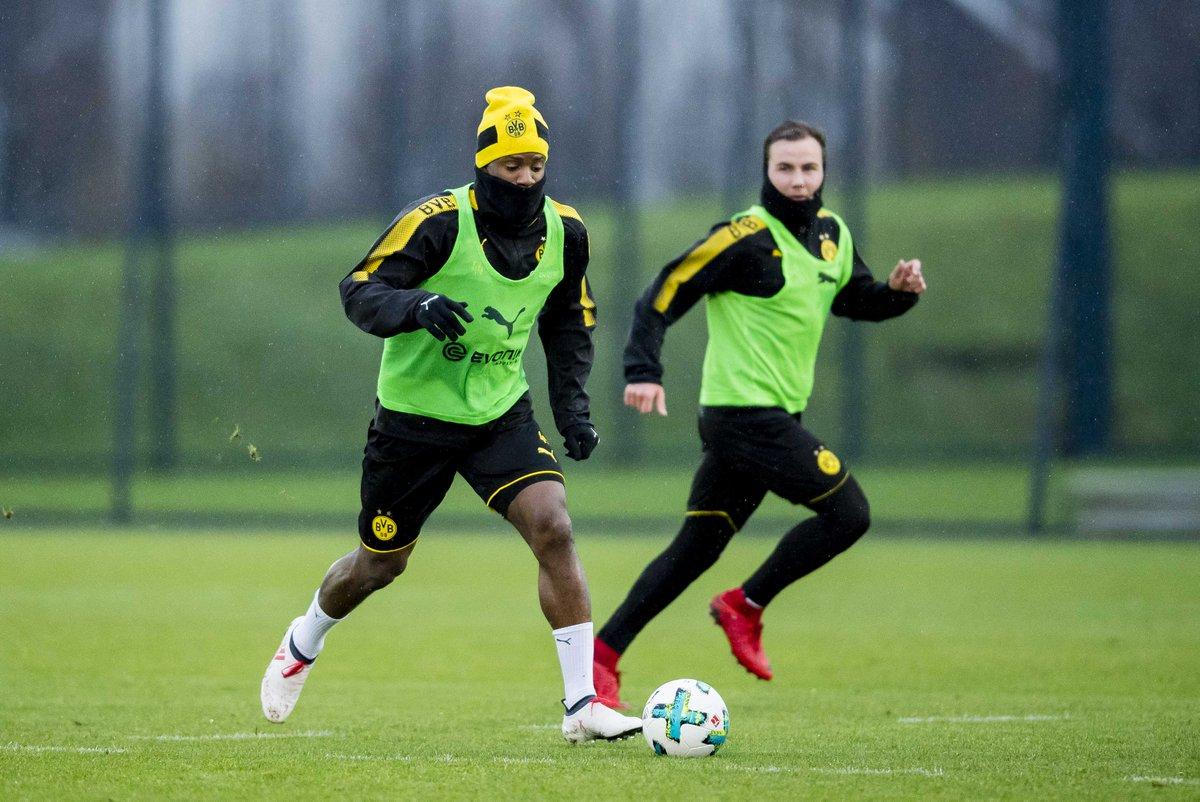 Michy Batshuayi, attaquant de Chelsea, prêté à Dortmund
