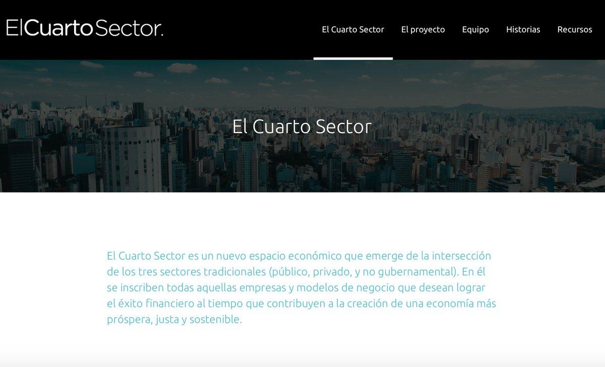 El Cuarto Sector (@elcuartosector) | Twitter