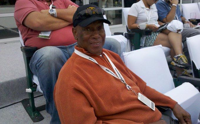 Happy Birthday to my old buddy Mr. Cub, Ernie Banks.