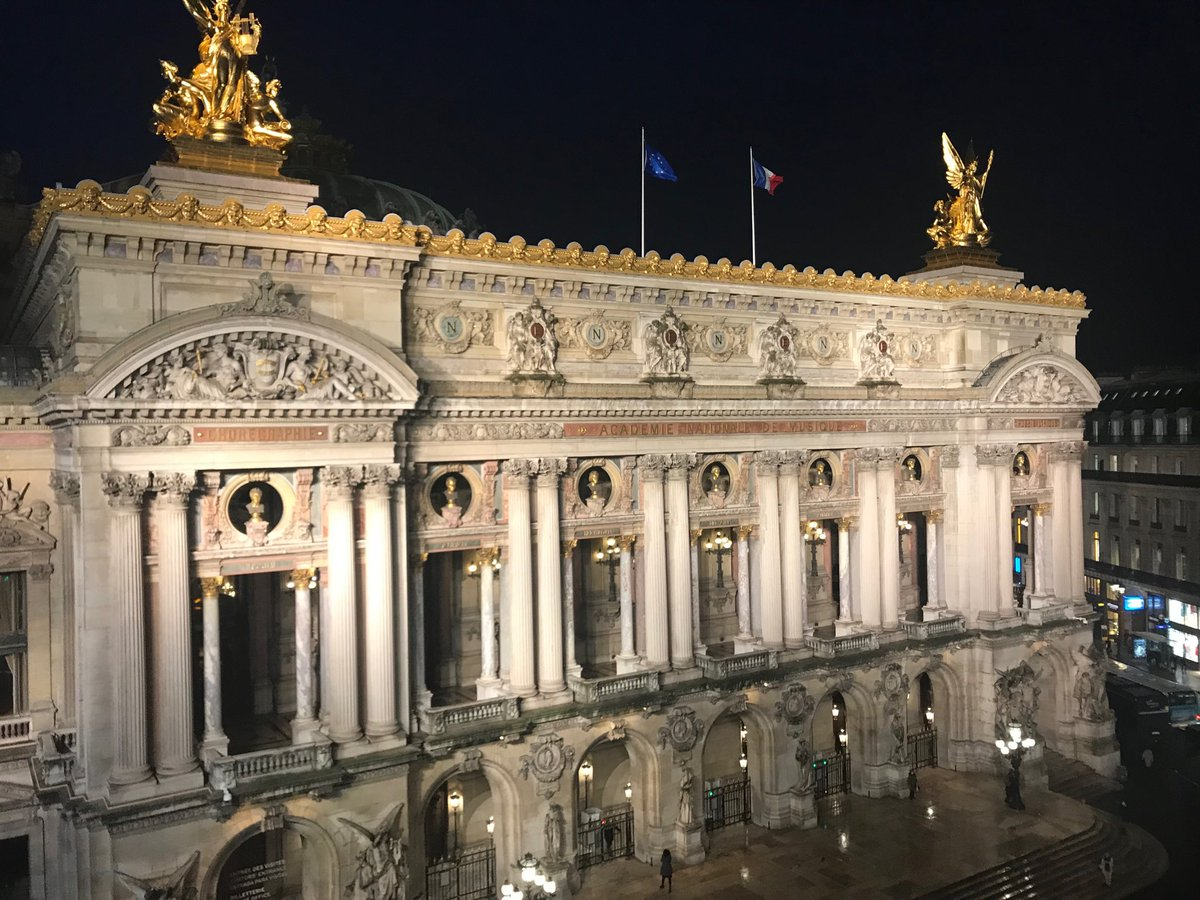 Opera Garnier Info En Direct News Et Actualit 233 En Temps border=