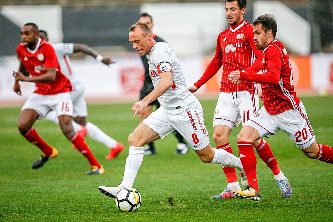 Денис Глушаков: Я не задумывался, какой там ЦСКА – красно-белый или красно-синий