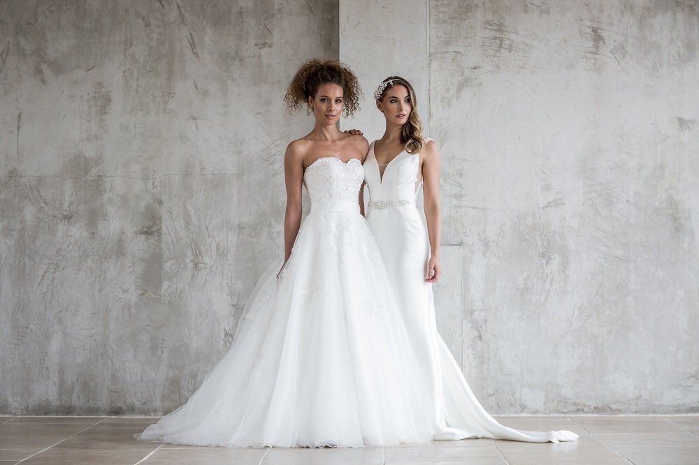 So in love with these gowns ✨ #whitecollection #victoriakay #stylish #bridal #gowns https://t.co/xknlInxygv