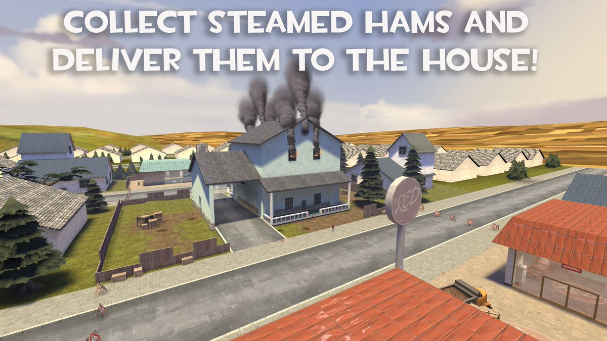 "PC Gamer on Twitter: ""The Simpsons' ""Steamed Hams"" meme is ..."