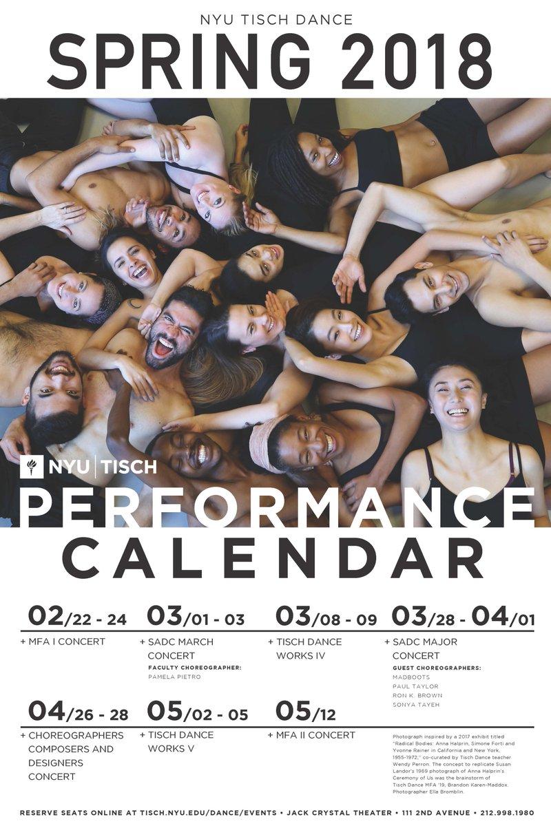 NYU Tisch Dance on Twitter: