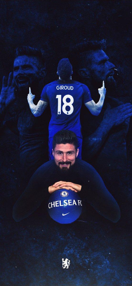 Fredrik On Twitter Olivier Giroud Chelsea Wallpapers Cfc