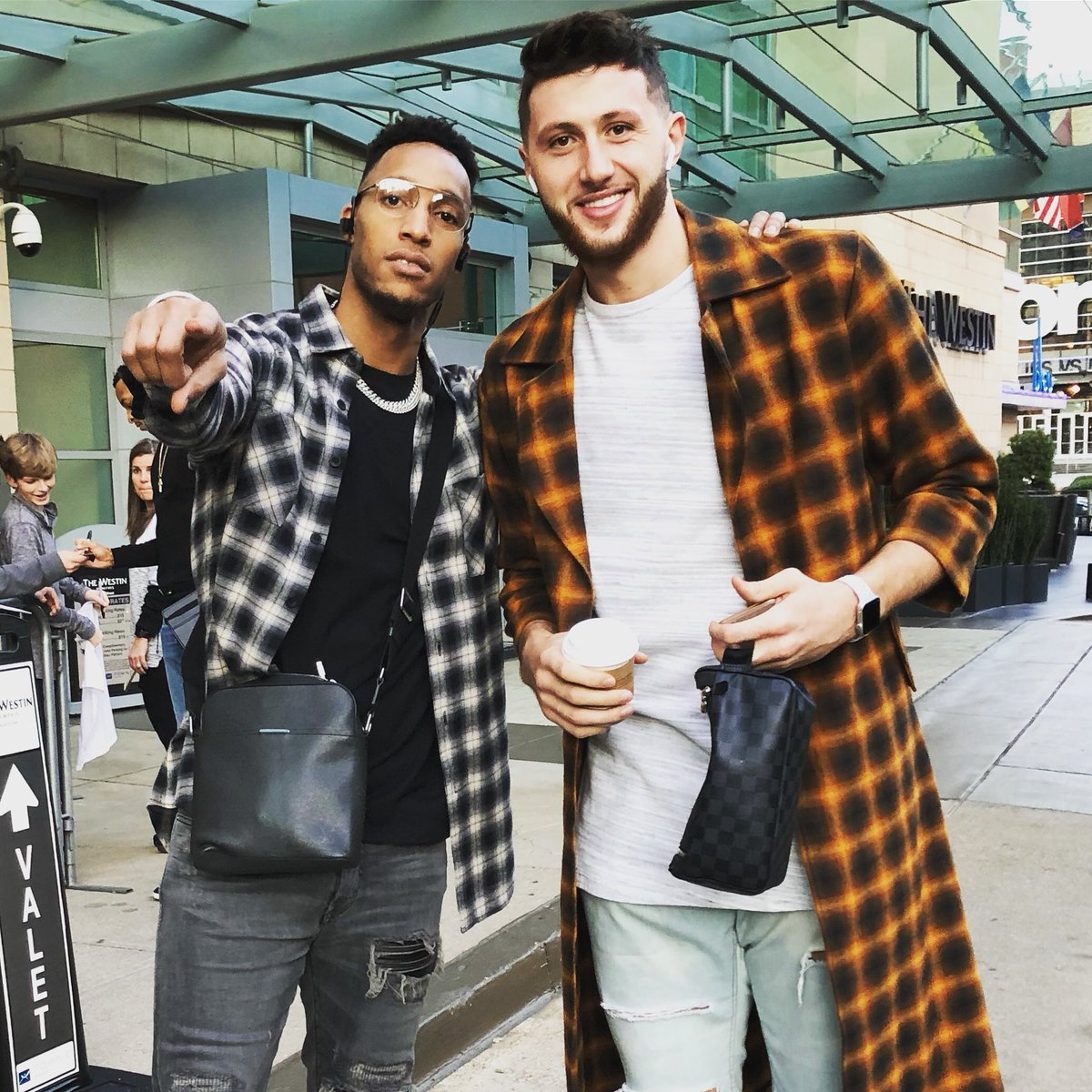 "Portland Blazers Tonight: Trail Blazers On Twitter: ""It's A Plaid-out Tonight At"