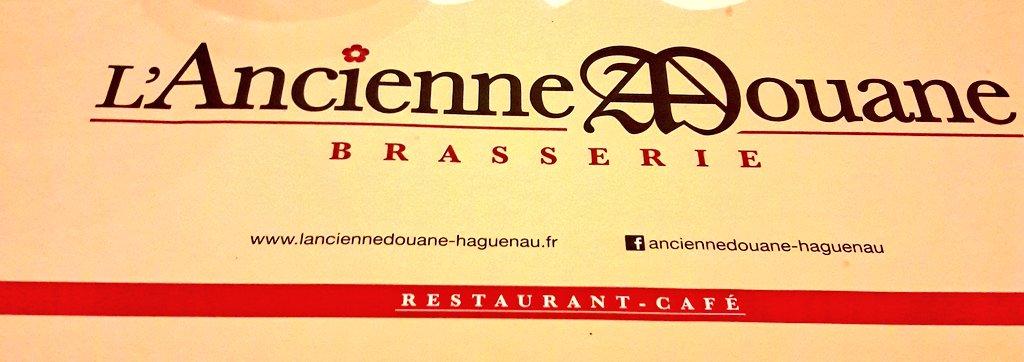 @Amir_Off J'ai mangé au restaurant l'Ancienne Douane ce soir à Haguenau et automatiquement, j'ai repensé au concert privé que tu as donné dans la salle au dessus avec @TopmusicAlsace... Merveilleux souvenirs que je garde en tête. C'était magique #TopMusicVIP pic.twitter.com/oT8CDrJXS4