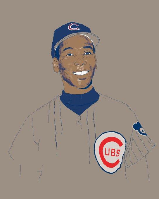 Happy birthday to Mr. Cub Ernie Banks.
