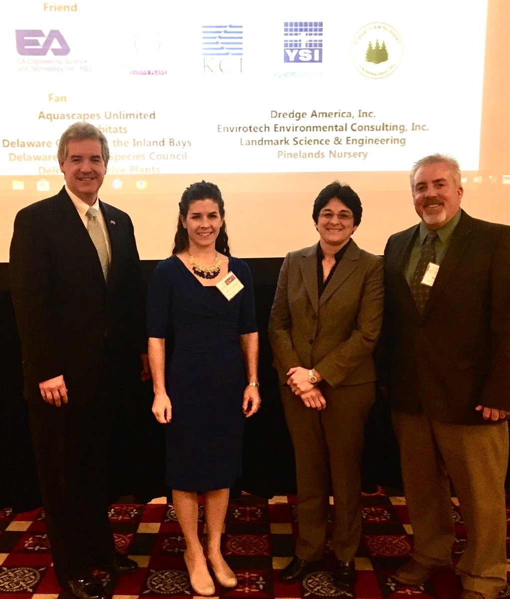Shawn M. Garvin, Alison Rogerson, MC Of The Opening Ceremonies, Keynote  Speaker Dr. Lenore Tedesco, And Mark Biddle, Conference Organizer At The  8th Annual ...