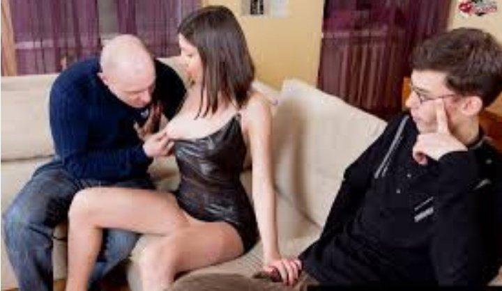 Совращают жену при муже — photo 10