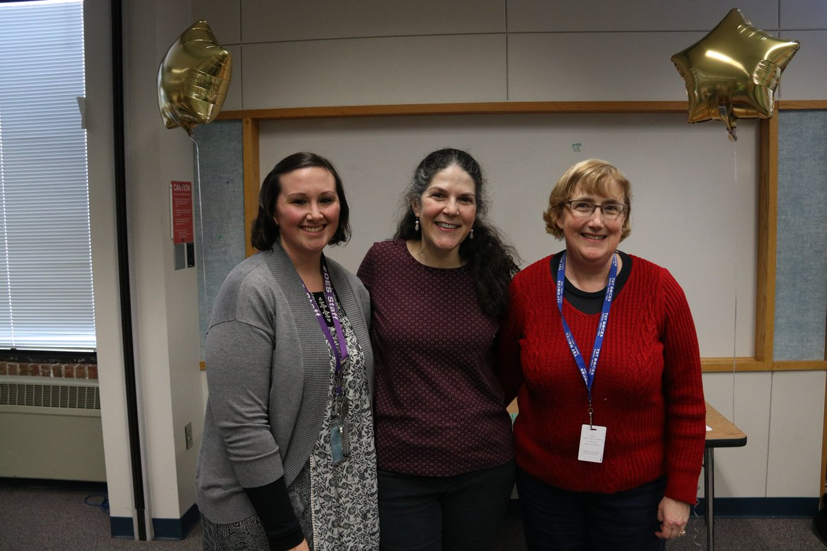 Congratulations to Kristin Kashuba (@Dryden_Schools ), Jane Koestler (@IthacaNYSchools ) and Trish Peterson (TST BOCES) on achieving National Board Certification, a prestigious accomplishment that will enrich the lives of students in our region! @NBPTS #NBPTSstrong