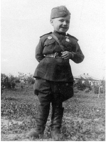 Самый молодой солдат Великой Отечественной войны