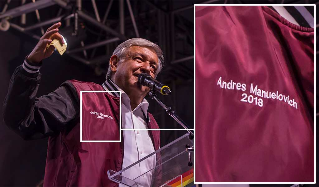 Nación321's photo on #AndresManuelovich