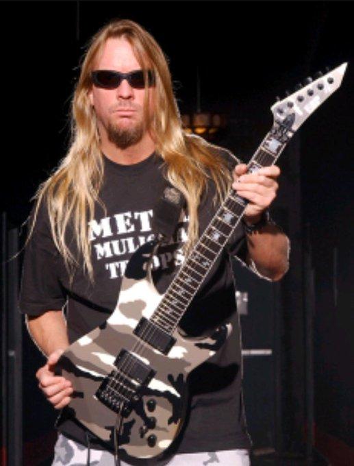 Happy Birthday to the late great Jeff Hanneman