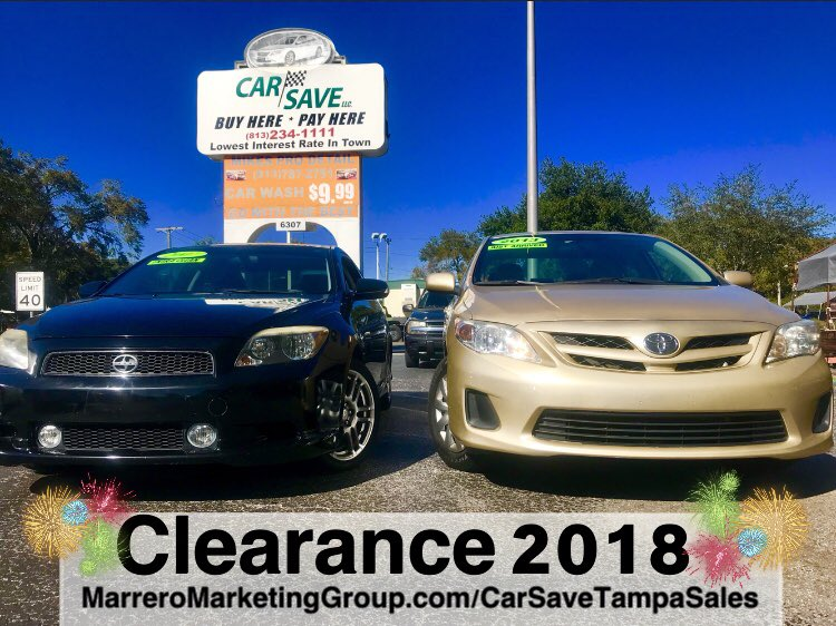 Buy Here Pay Here Tampa >> Car Save Tampa Carsavetampa1 Twitter