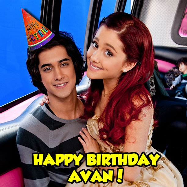 HAPPY HAPPY BIRTHDAY to one of the coolest dudes we know, @AvanJogia!!! 😎🎂🎉 https://t.co/U8PAZqn2mE